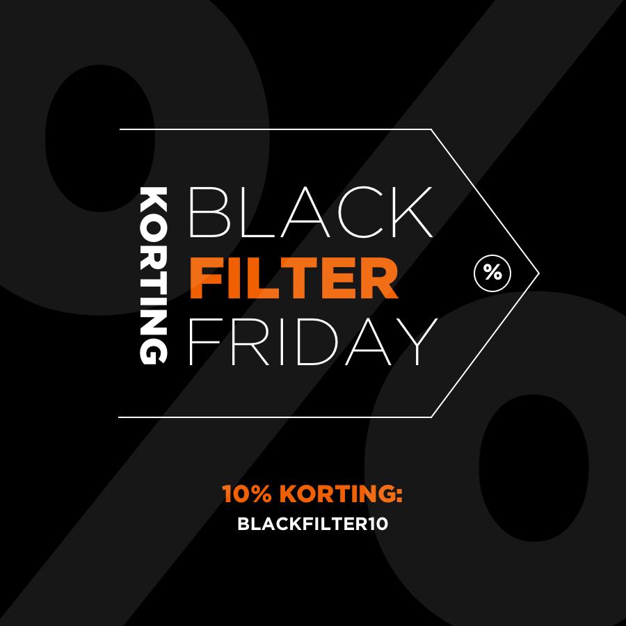 Black Filter Friday 2021